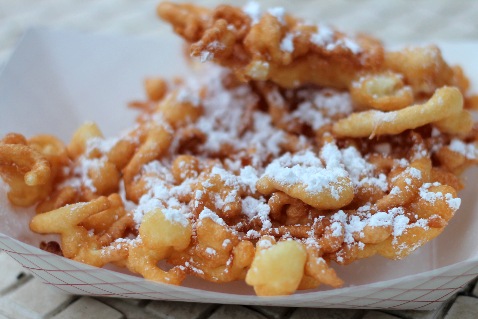 Funnel Cake Fries How To Make | Funny Cakes
