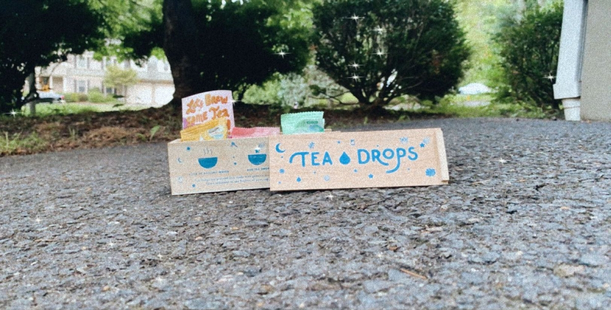 Review: TeaDrops